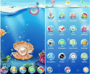 SeaFloor GO Super Theme