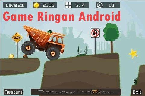 Game Ringan Android Terbaik Ukuran Kecil