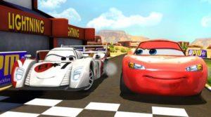 Cars Fast as Lighning