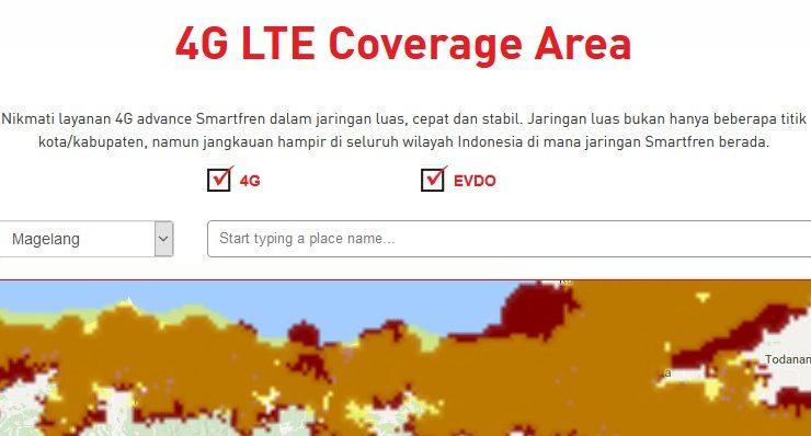 jaringan 4g smartfren