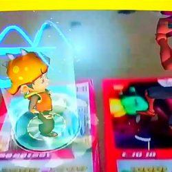 Game Choki Choki AR Boboiboy