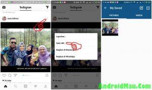 Cara Menggunakan InstaSave di Android
