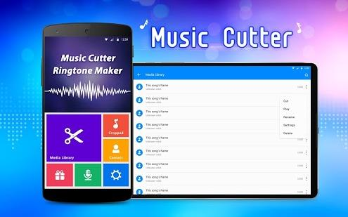 MP3 Cutter (Fresh User Interface)