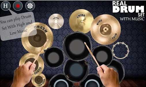 Real Drum – Drumset
