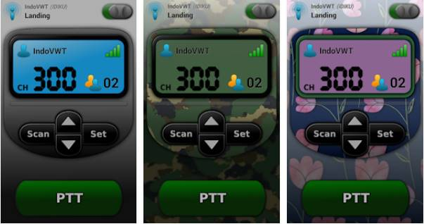 Indonesia Virtual Walkie Talkie