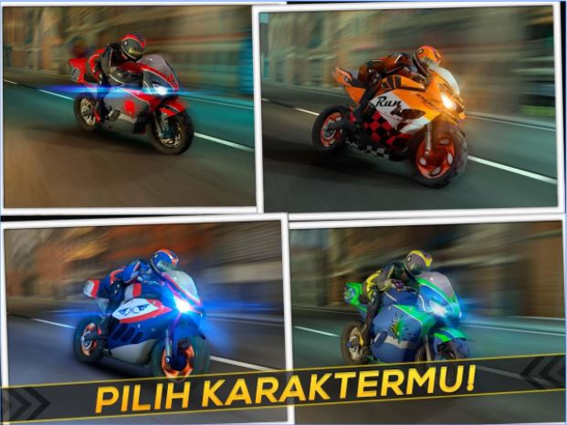 Game Balap Motor GP - Game Moto GP Balapan 2016