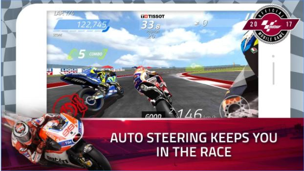 Game Balap Motor GP - MotoGP Racing '17 Championship