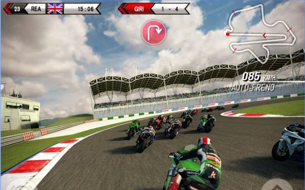 Game Balap Motor GP - SBK15 Official Mobile Game