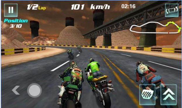 Game Balap Motor GP - Speed Moto GP Racing