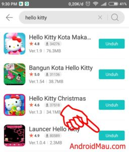 Tema hello kitty - download by 9apps