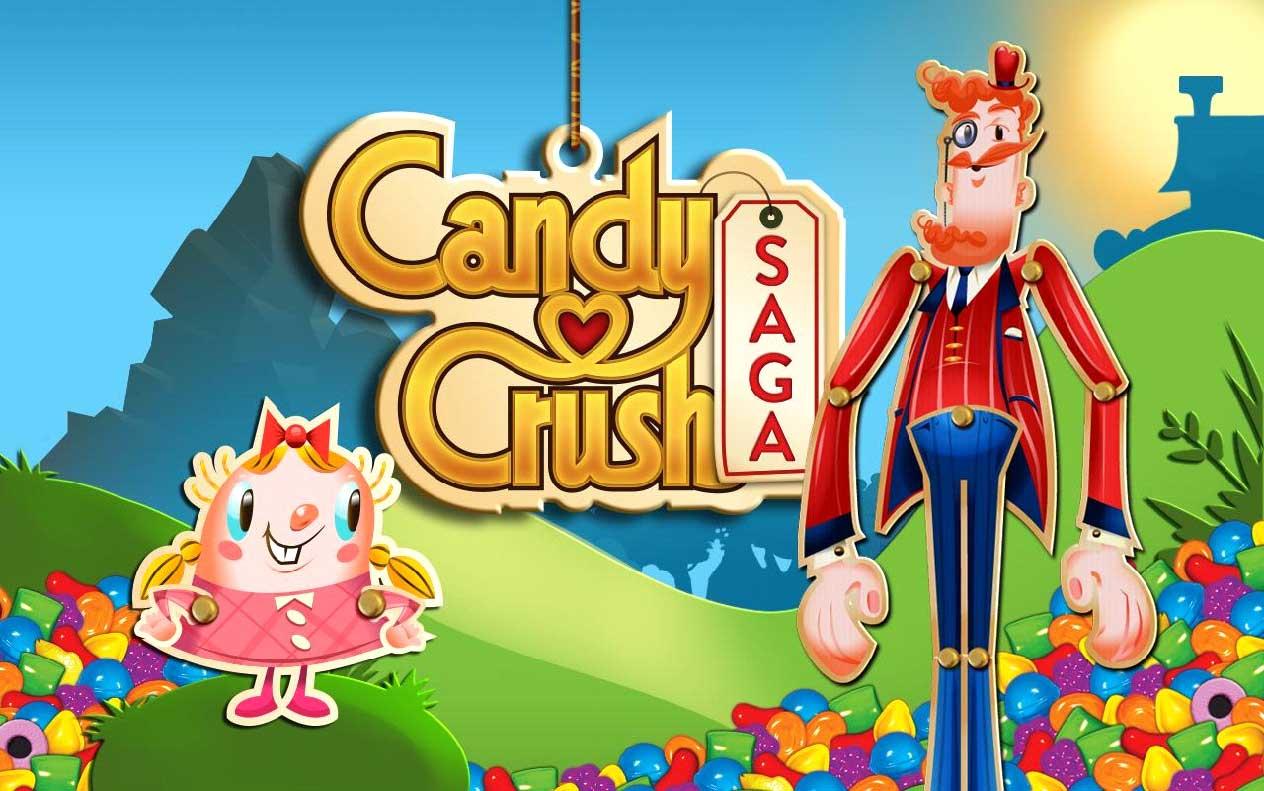 Permainan Candy Crush