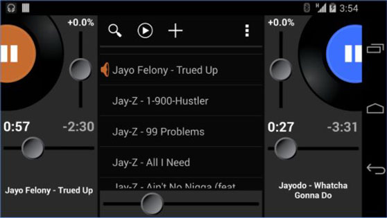 Party Mixer - DJ player app