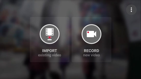 cara membuat video time lapse di android