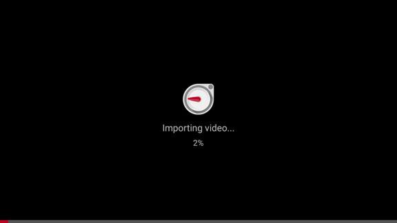 cara membuat video time lapse di android