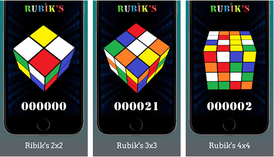 Game 3D Rubik's Cube [Offline]