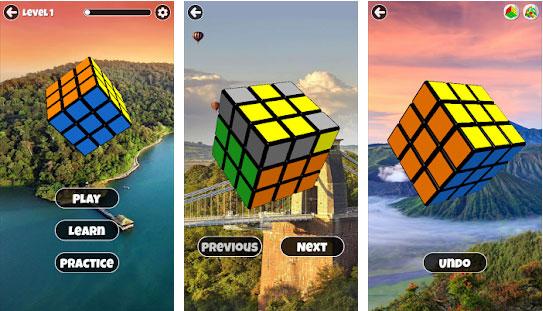 Rubik Cube – Solve Puzzle, Learn Algorithms