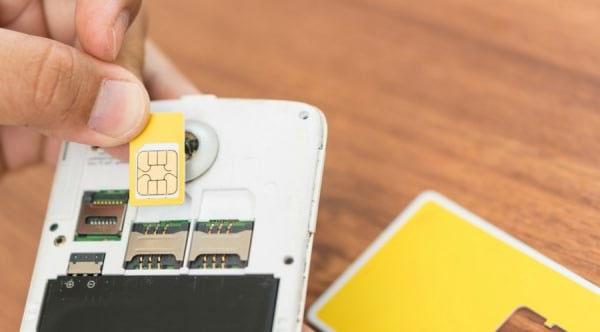 Slot SIM Card Tidak Terdeteksi