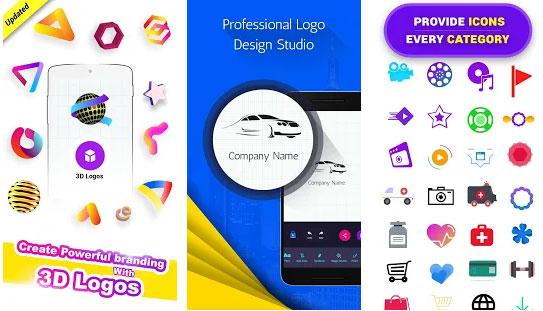 Pembuat logo & desain logo generator