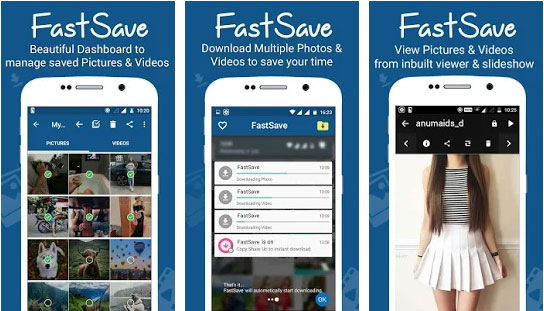 FastSave for Instagram