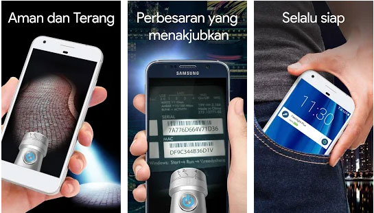 Flashlight Plus Free With Optic View
