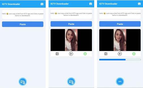IGTV Videos Downloader