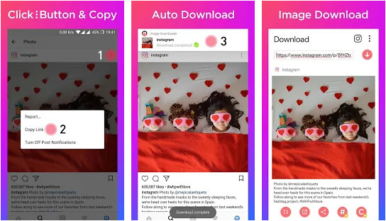 Repost Instagram & Video Downloader