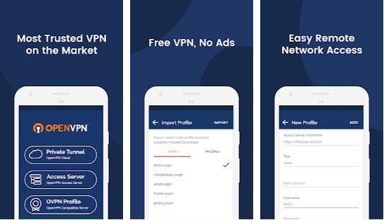 Open VPN Connect