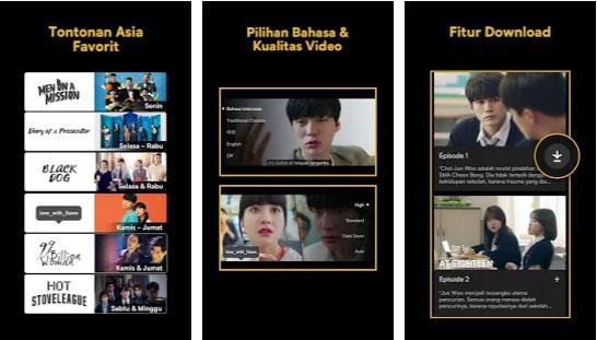 VIU, Drama Korea dan Asia Terbaru